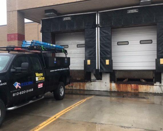 Burton Post Office Garage Door Repair